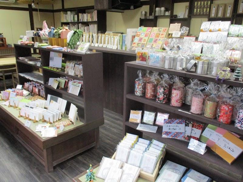 茶香房ひより/水引体験教室、お香調合体験教室、日本茶テイスティングカフェ