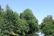 Parc de l'ile du Vieux Moulin, Charleville-Mezieres, France