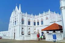 Basilica of Our Lady of Good Health, Velankanni, India