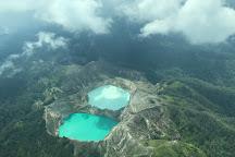 Kelimutu Lake (Tri-Color Lake), Ende, Indonesia