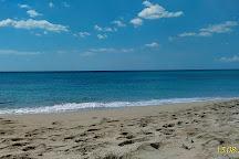 Ayala Beach, Maruggio, Italy