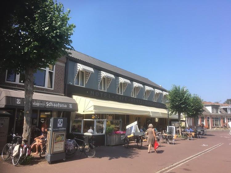 Hotel Café Restaurant Nap West-Terschelling