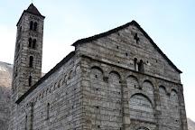 Chiesa di San Nicolao, Giornico, Switzerland