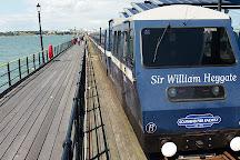 Southend Pier & Railway, Southend-on-Sea, United Kingdom