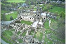 Kirkstall Abbey, Leeds, United Kingdom