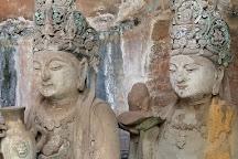 The Dazu Rock Carvings, Dazu County, China
