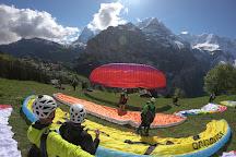 Airtime Paragliding, Lauterbrunnen, Switzerland