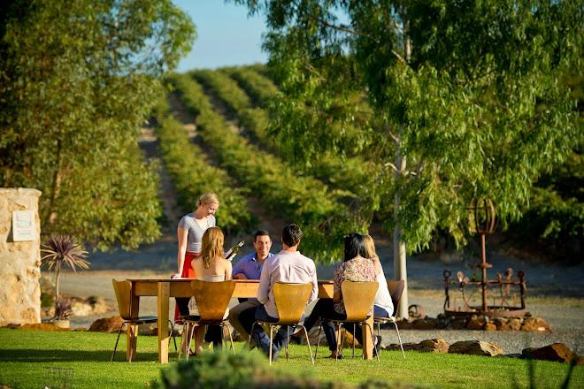 Oliver's Taranga Vineyards Cellar Door and Winery, McLaren Vale, Australia