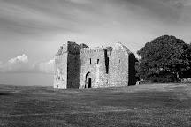 Weobley Castle, Swansea, United Kingdom