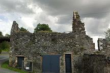 Neidpath Castle, Peebles, United Kingdom