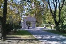 The Gate of Kiss, Targu Jiu, Romania