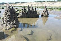 Plage du Rocher, Longeville-sur-mer, France