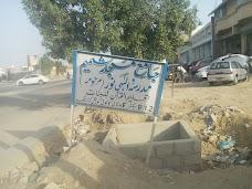 Shamim Masjid Bhittai Colony karachi