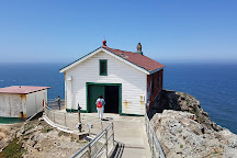 Point Reyes Lighthouse, Point Reyes National Seashore, United States