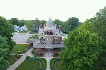 Seiberling Mansion, Kokomo, United States