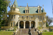 Kimberly Crest House & Gardens, Redlands, United States