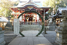 Minamisawahikawa Shrine, Higashikurume, Japan