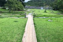 Nakijin Castle Ruins, Nakijin-son, Japan