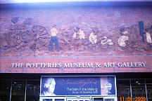 The Potteries Museum and Art Gallery, Stoke-on-Trent, United Kingdom