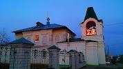 Храм Святителя Николая Чудотворца на фото Данилова