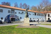 Amadeo De Souza Cardoso Museum, Amarante, Portugal