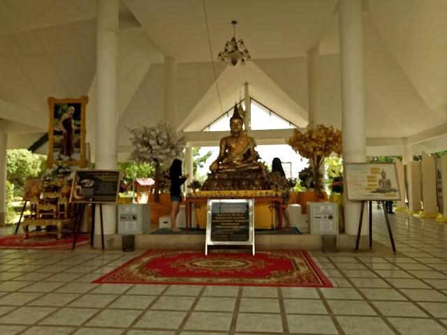 Khao Chichan Buddha's Sculpture