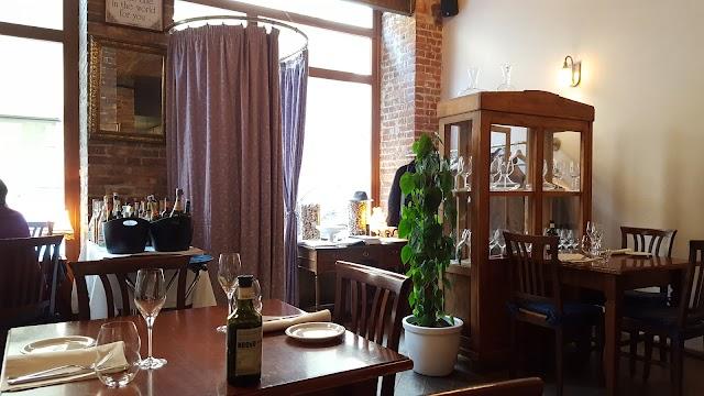 Best restaurants prague firstguide - La finestra prague ...
