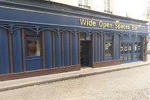 Wide Open Space Bar (WOS Bar), Paris, France