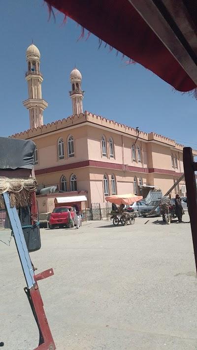 مسجد جامع کلاه سبزKlahe Sabz Mosque