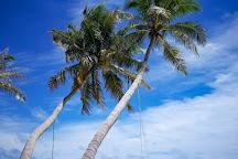 Bikini Beach, Maafushi Town, Maldives