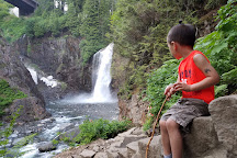 Franklin Falls, Snoqualmie Pass, United States