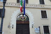 Sassari, Museo storico della Brigata