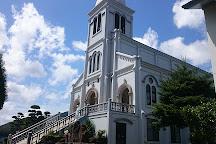 Himosashi Church, Hirado, Japan
