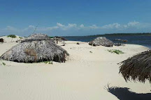 Cabure Beach, Lencois Maranhenses National Park, Brazil