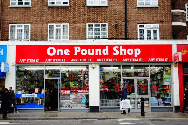 One Pound Shop