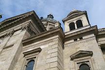 St. Stephen's Basilica (Szent Istvan Bazilika), Budapest, Hungary
