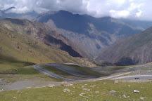 Too-Ashu Pass, Bishkek, Kyrgyzstan