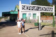 Estacion Ferroviaria Sauce Grande, Sierra De la Ventana, Argentina
