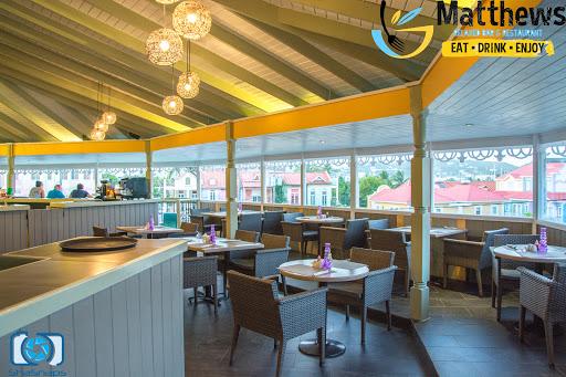 Matthew's Rooftop Restaurant
