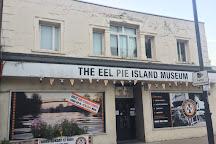 Eel Pie Island Museum, Twickenham, United Kingdom
