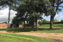Fort Brockhurst, Portsmouth, United Kingdom