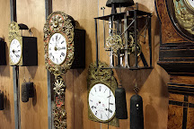 Museum fur Uhren und mechanische Musikinstrumente, Oberhofen am Thunersee, Switzerland