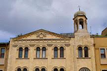 The Virgin Mary Assyrian Church, Istanbul, Turkey
