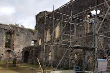 Villandraut Castle, Villandraut, France
