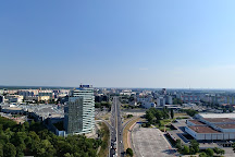 UFO Observation Deck, Bratislava, Slovakia