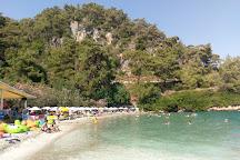 CInar PlajI, Akyaka, Turkey