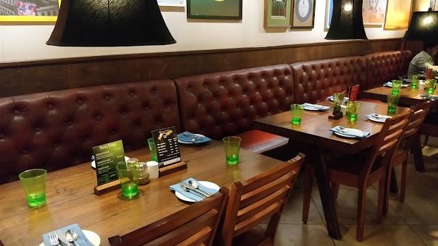 Incognito Restaurant Bar & Cafe