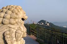 Victoria Peak Garden, Hong Kong, China