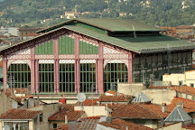 Mercato Centrale, Florence, Italy