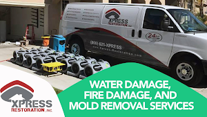 Xpress Restoration Inc. : Fire & Water Damage Restoration